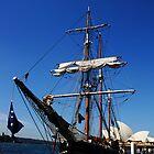 Bounty Ship by dan87