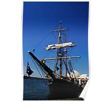 Bounty Ship Poster