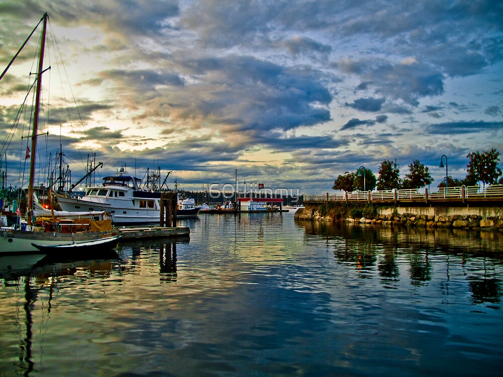 Nanaimo Harbour by 604jimmy