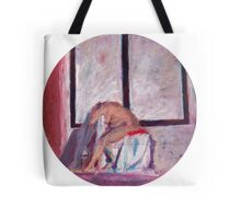 Round Window #1 Tote Bag