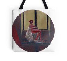 Round Window #2 Tote Bag