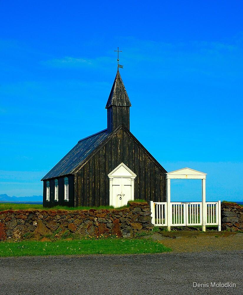 "Temples - ""Budir Church (IS)"" by Denis Molodkin"