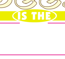 """""""Beer is the Baker's H20"""" Collection #43027 Sticker"""
