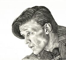 The Eleventh Doctor by L K Southward