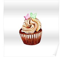 I love cupcakes! Poster