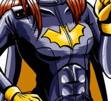 Hey there, Batgirl! Sticker