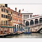 Venice is Still Sleeping.  by Astrid Pardew