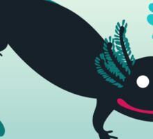 A lotl axolotl Sticker