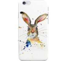 Theodore the Hare iPhone Case/Skin
