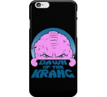 Dawn of the Krang iPhone Case/Skin