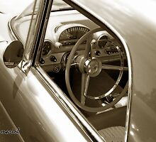 Classic Car 74 by Joanne Mariol