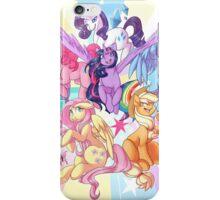 My Little Pony print iPhone Case/Skin