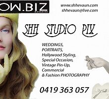 Shhow.Biz Promotion by Shevaun  Shh!