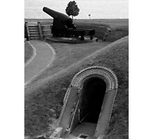 An American Fort ~ Part Four Photographic Print