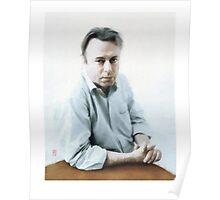 Christopher Hitchens Poster