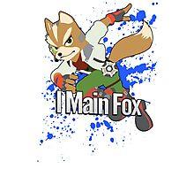 I Main Fox - Super Smash Bros. Photographic Print