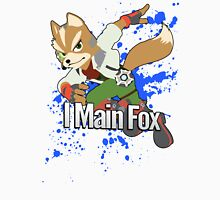 I Main Fox - Super Smash Bros. Unisex T-Shirt