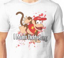 I Main Diddy Kong - Super Smash Bros. Unisex T-Shirt