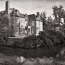 Groombridge Place, Groombridge, Kent, England by Bob Culshaw