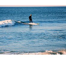 Hanging Ten Photographic Print
