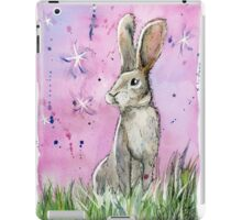 Willow the hare iPad Case/Skin