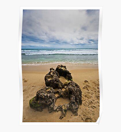 Trigg Beach Poster