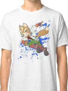 Fox - Super Smash Bros Classic T-Shirt