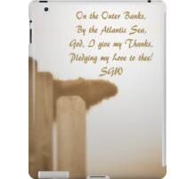 Pledge My Love to Thee iPad Case/Skin