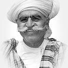 Peaceful Smile by umeshpathak