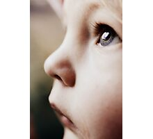 My Little Angel Photographic Print