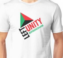 Left Unity Birmingham Unisex T-Shirt