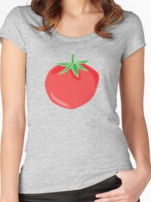 tomayto tomahto Women's Fitted Scoop T-Shirt