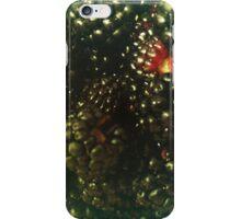 blackberry baby iPhone Case/Skin