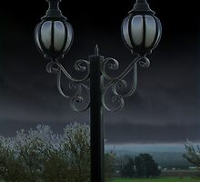 Mystery of the Lamp by janewiebenga