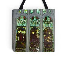Window #3  St Peter's Church Tote Bag