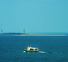 Touring Cape Ann, The Watery Way by artwhiz47