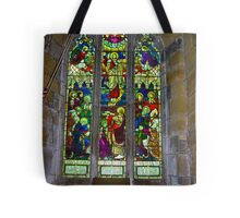 Window #5 St Peter's Church Tote Bag