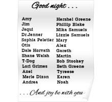 Good Night Poster