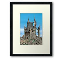 Fairy Tale Castle Framed Print