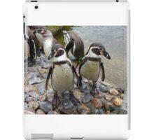 Humboldt Penguin Gang iPad Case/Skin