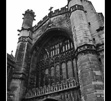 Chester Cathedral by Emma Wright