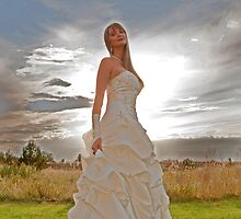 A Beautiful Bride VII by deahna