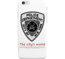 The city's worst iPhone Case/Skin