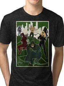 The Arrow ! Tri-blend T-Shirt