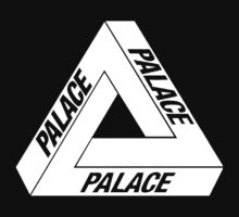 Palace Skateboards Tri Ferg White by supremeandstuff