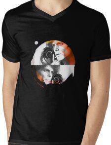 Spencer Reid Mens V-Neck T-Shirt