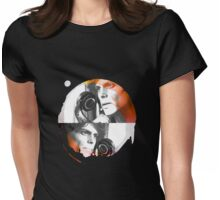 Spencer Reid Womens Fitted T-Shirt