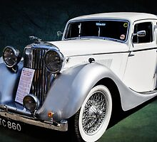 1946 Jaguar Mk4 by Lissywitch