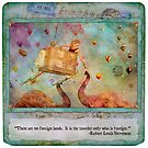 2010 Foxfires Calendar - March by Aimee Stewart