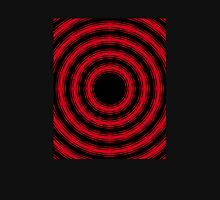 In Circles (Red Version) Unisex T-Shirt